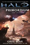 Halo: Primordium: Book Two of the Forerunner Saga (Halo) Cover