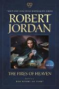 Wheel of Time #05: The Fires of Heaven Cover