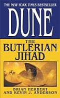 Butlerian Jihad Legends Of Dune 01