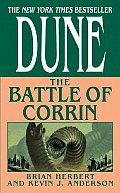 Dune: The Battle of Corrin (Dune) Cover