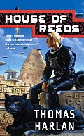 House of Reeds (Tor Science Fiction) Cover