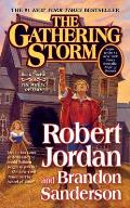 Gathering Storm (Wheel of Time) Cover