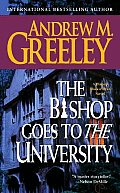 The Bishop Goes to the University (Blackie Ryan Novels) Cover