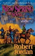 New Spring: The Novel (Wheel of Time) Cover