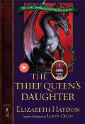 The Thief Queen's Daughter (Lost Journals of Ven Polypheme) Cover