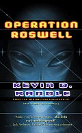 Operation Roswell: The Novel Cover