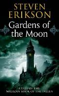 Gardens of the Moon: Malazan  Book of the Fallen #01 Cover