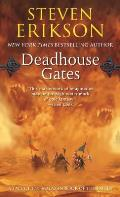 Malazan Book of the Fallen #02: Deadhouse Gates: Book Two of the Malazan Book of the Fallen Cover