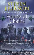 Malazan Book of the Fallen #04: House of Chains Cover