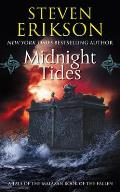 Malazan Book of the Fallen #05: Midnight Tides Cover