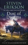 Dust of Dreams: Book Nine of the Malazan Book of the Fallen (Malazan Book of the Fallen) Cover