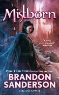 Mistborn The Final Empire (Mistborn Trilogy) Cover Brandon Sanderson