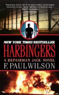 Harbingers (Repairman Jack Novels) Cover