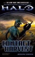 Contact Harvest (Halo) Cover