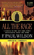 All The Rage (Repairman Jack Novels) by F Paul Wilson