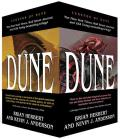Dune Boxed Mass Market Paperback Set #1 (Dune) Cover