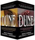 Dune Boxed Mass Market Paperback Set #1 (Dune) by Brian Herbert