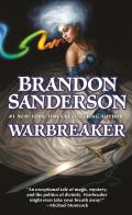 Warbreaker Cover