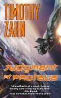 Judgment at Proteus (Quadrail) Cover