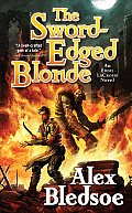 The Sword-Edged Blonde (Eddie LaCrosse Novels) Cover