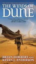 The Winds of Dune (Tor Science Fiction) Cover