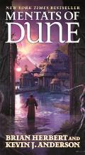 Dune #9: Mentats Of Dune by Brian Herbert