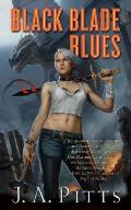 Black Blade Blues Cover