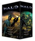 Halo Boxed Set: Contact Harvest/The Cole Protocol/Ghosts of Onyx Cover