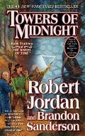 Towers of Midnight (Wheel of Time #13) Cover