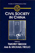 Civil Society in China (Studies on Contemporary China)