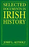 Selected Documents in Irish History (00 Edition)