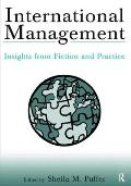 International Management: Insights from Fiction and Practice: Insights from Fiction and Practice