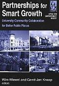 Partnerships for Smart Growth: University-Community Collaboration for Better Public Places Cover