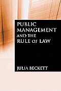 Public Management & The Rule Of Law