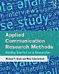 Applied Communication Research Methods Everything You Need To Get Started