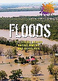 Floods: The Science Behind Raging Waters and Mudslides (Science Behind Natural Disasters) Cover
