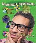 Grasslands Experiments: 11 Science Experiments in One Hour or Less (Last Minute Science Projects with Biomes)