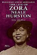 The Life of Zora Neale Hurston: Author and Folklorist