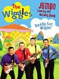 Wiggles Jumbo Coloring & Activity Book