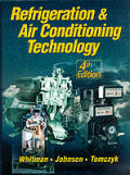 Refrigeration & Air Conditioning Tec 4TH Edition