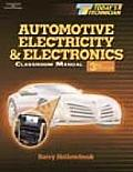 Todays Technician Automotive Electricity & Electronics 3rd Edition 2 Volumes