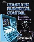 Computer Numerical Control Concepts & Programming