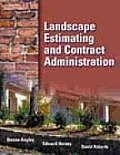 Landscape Estimating and Contract Administration (02 Edition)