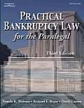 Practical Bankruptcy Law for Paralegals