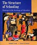 Structure Of Schooling Readings In The
