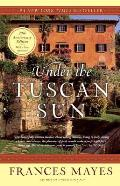 Under the Tuscan Sun: At Home in Italy Cover