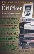World According To Peter Drucker