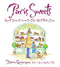 Paris Sweets: Great Desserts from the City's Best Pastry Shops Cover