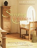 Sweeping Changes: Discovering the Joy of Zen in Everyday Tasks Cover