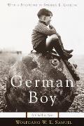 German Boy A Child In War